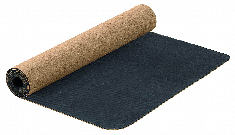 Yoga Eco Cork Mat Airex